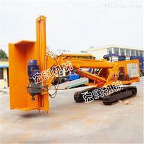 河南专用基坑履带式锚固钻机