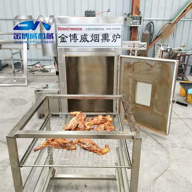 生产加工大型烟熏炉多少钱