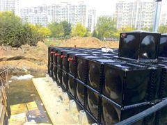 地埋箱泵一体化水池厂家