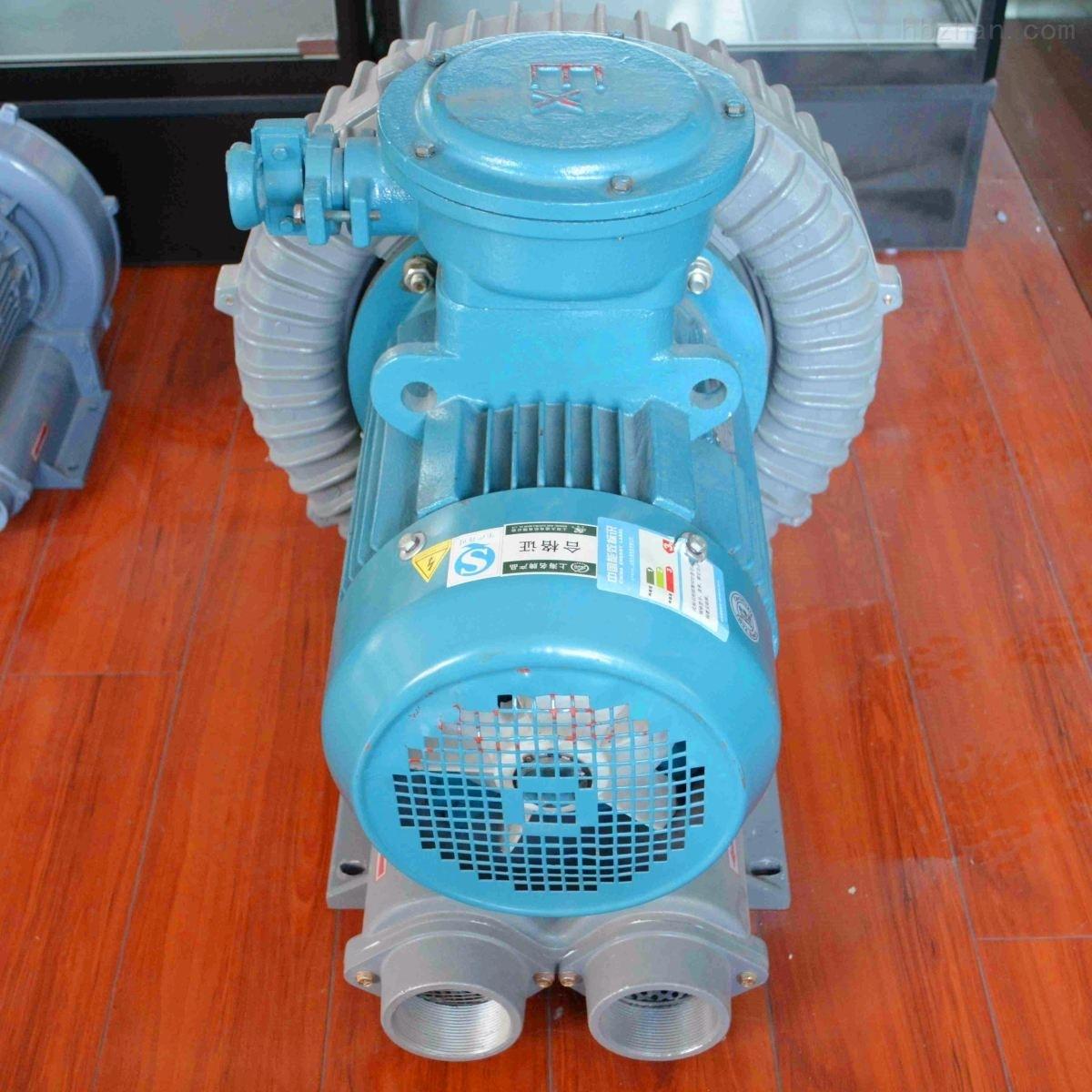 双段式防爆旋涡气泵