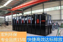 wsz-50强化消毒杀菌医院污水处理设备达标排放