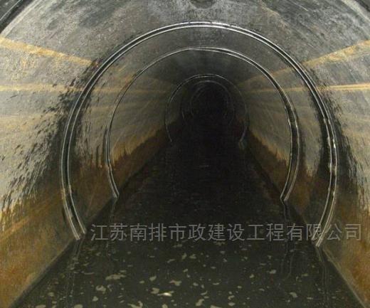 管道变形非开挖修复装置及方法与流程施工