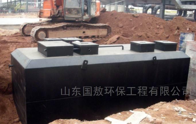 四川绵阳游仙市政生活污水处理设备报价