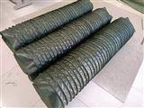 防塵伸縮帆布耐磨防腐蝕軟連接