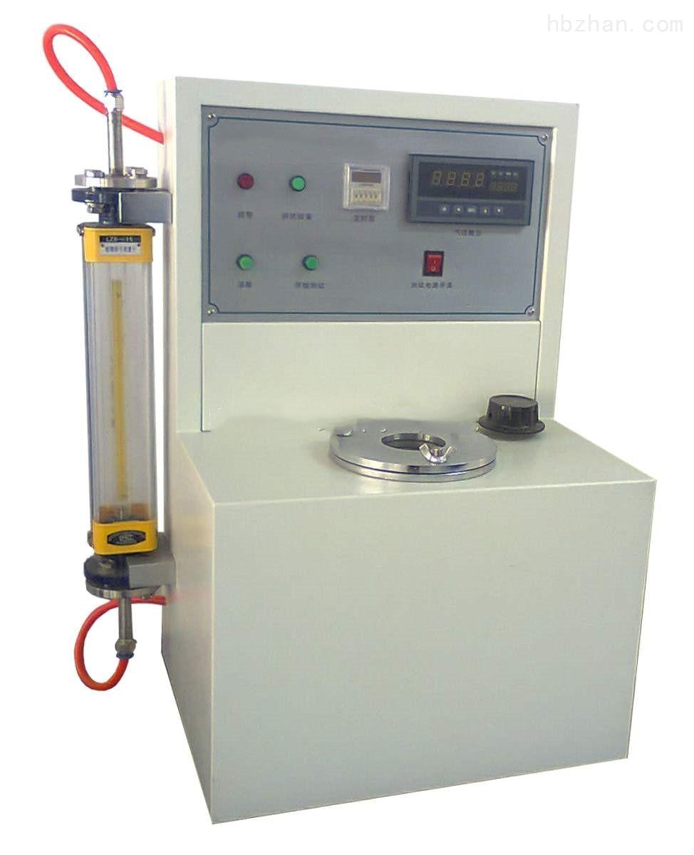 上海诚卫仪器医用纺织品气流阻力测试仪