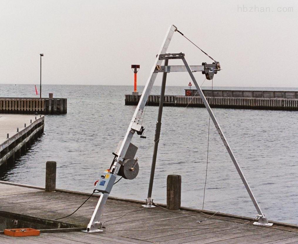 丹麦KC-Denmark公司 带横杆绞车三角架