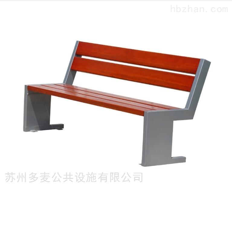 学校防腐公园椅批发