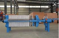 870型80平方柴油铸铁板框压滤机