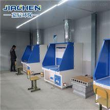 JC-DMC四川广元石材粉尘工业脉冲打磨除尘设备
