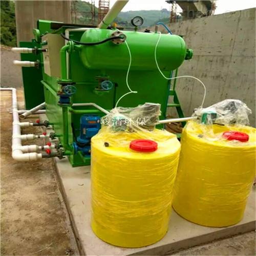 50吨/时养殖污水气浮机处理设备