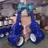 PZ941TC电动陶瓷排渣闸阀