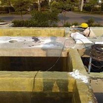 锡林浩特冶金厂污水池环氧树脂防腐公司