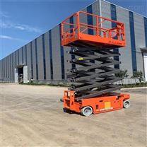 4-14米全自行式升降机移动电动液压升降平台