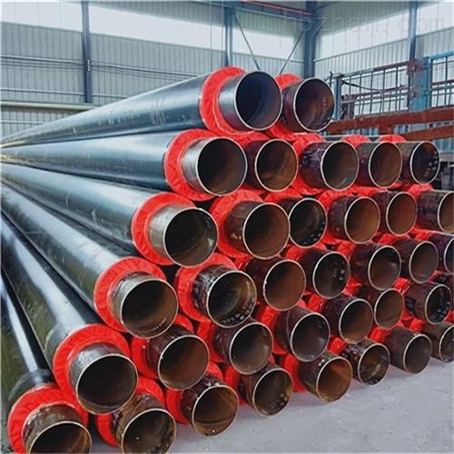 直埋式聚乙烯保温管报价单