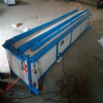 PP板超市货架折弯机 双管热弯机经久耐用