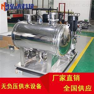 三泵二用一备无负压变频供水设备