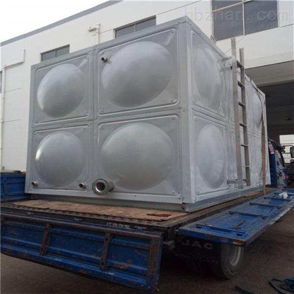 组合式保温冲压式不锈钢水箱