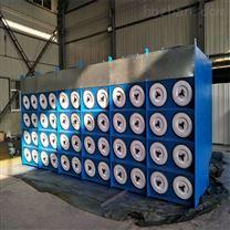3万风量滤筒除尘器风机选型及维护