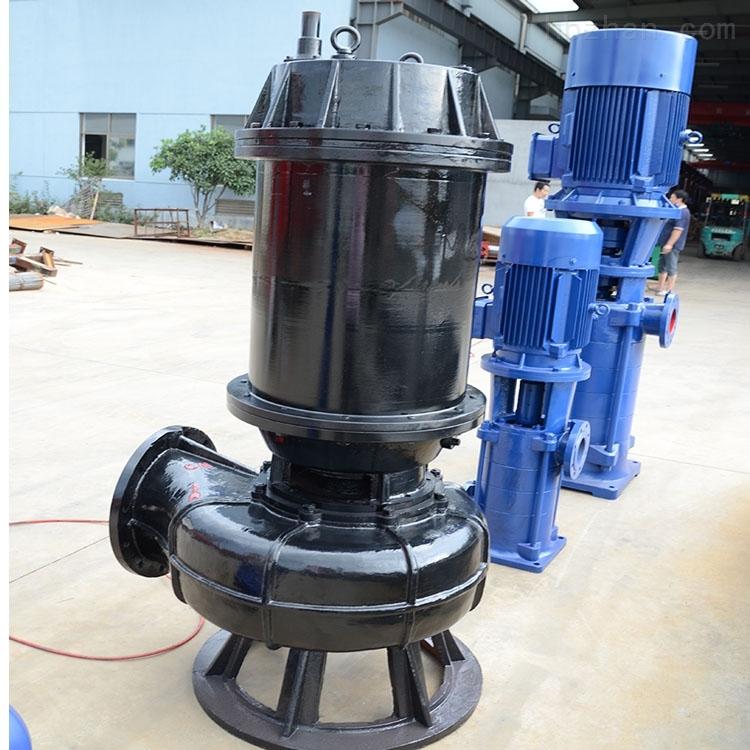 无堵塞移动式潜水排污泵
