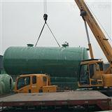 cw玻璃钢生活污水处理设备厂家