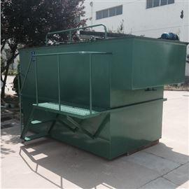 新疆高效浅层气浮机工艺流程