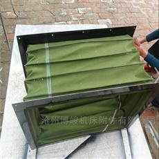 耐高温通风帆布伸缩软连接供应商