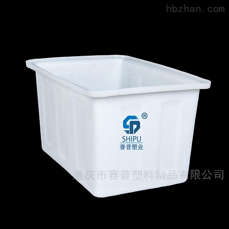 育苗养殖孵化水箱 加厚牛筋水产养殖方箱