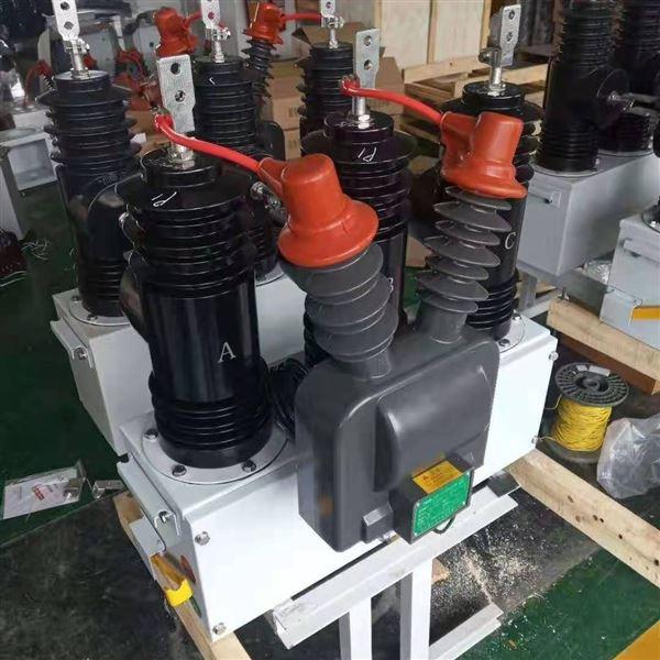 西安高压开关厂户外永磁真空断路器ZW32-12M/630