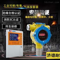 化工厂仓库氧气气体检测报警器