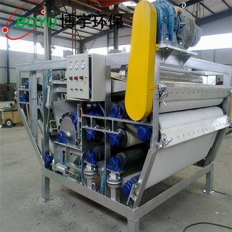 双网带式压滤机