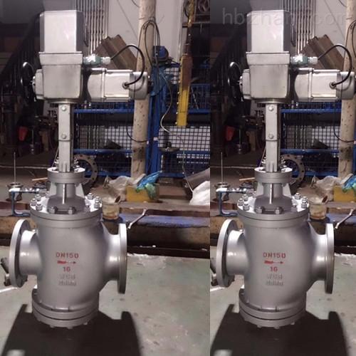 电动调节阀ZAZN-PN16~25