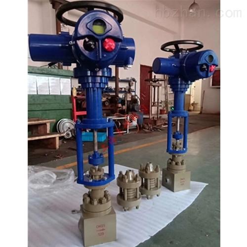 再热器减温水电动调节阀T968Y-320