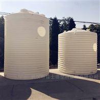 湖北红安1吨PAC储罐塑料平底罐价格