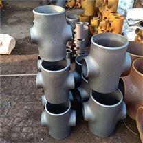 黄石电厂用管道焊接碳钢四通规格型号