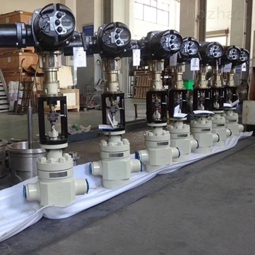 电动连续排污调节阀PT968Y-320