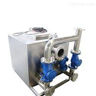 小型一体化污水提升设备工作原理及注意事项