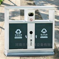 北京戶外不銹鋼垃圾桶 果皮箱制造批發廠家
