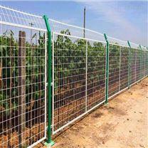 生态园围栏采用高速公路绿色护栏网