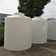 湖北麻城8吨防腐剂储罐PE塑料罐厂家