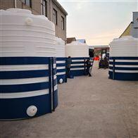 咸宁通山30吨聚羧酸减水剂储罐平底储罐