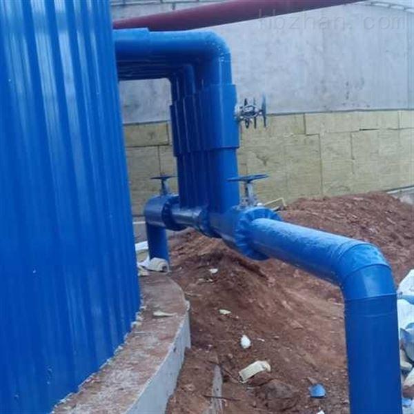 通化市空调管道做铝皮保温安装步骤介绍