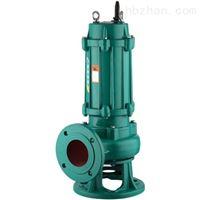 WQ全保潜水排污泵