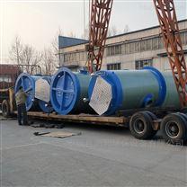 玻璃钢一体化泵站金吉