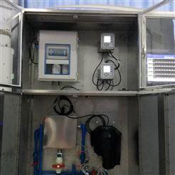 JCCL水厂余氯总氯在线检测分析仪