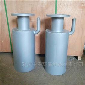 污泥气提气动排泥装置原理