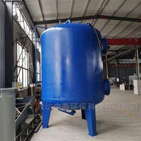 石英砂活性炭过滤器过滤罐工作原理