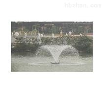 景觀水太陽能噴泉式曝氣機