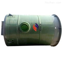 地埋式预制污水提升泵站生产