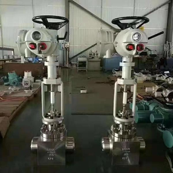 电动连续排污调节阀PT969Y-320