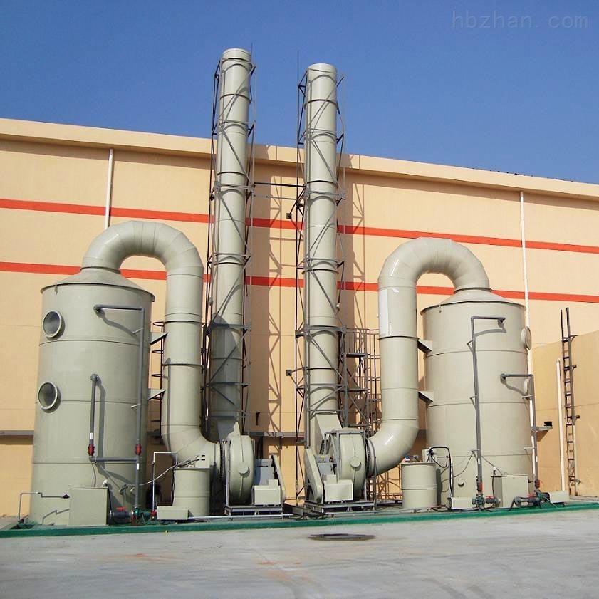 化工废气喷淋塔塔净化器